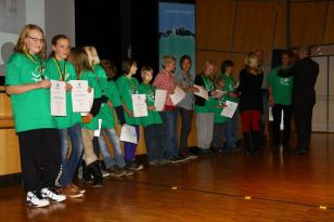 U12 Sporlerehrung 2012